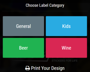 choose-label-category