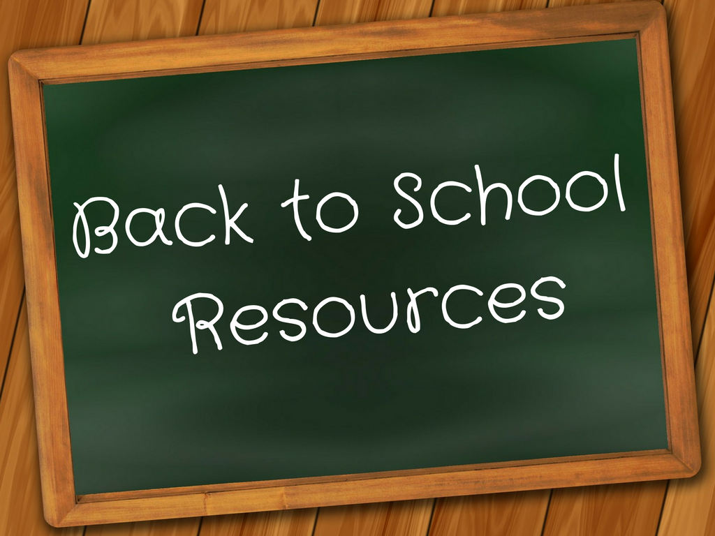 back-to-school-resources