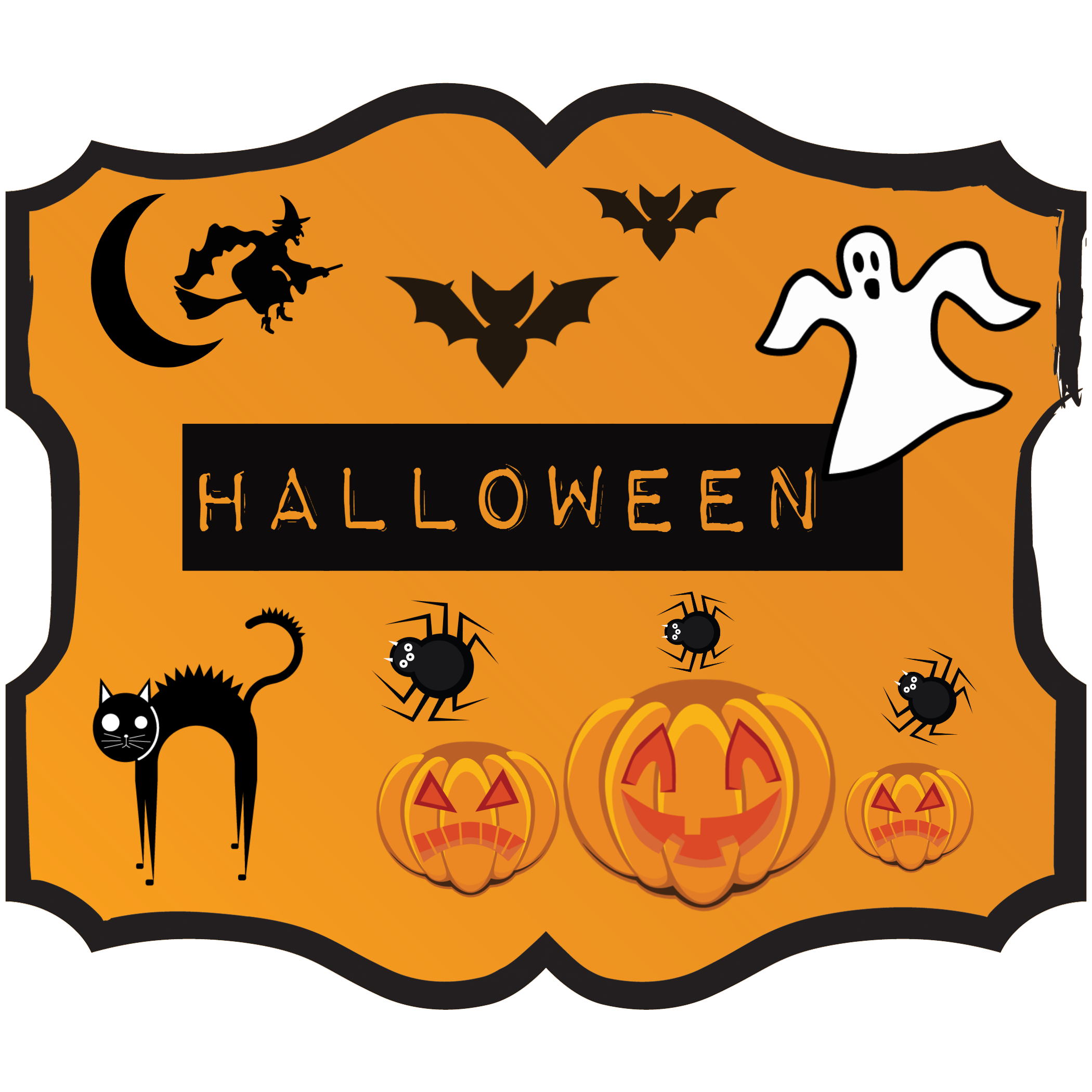 spook your friends with these scarily fun halloween labels labeley